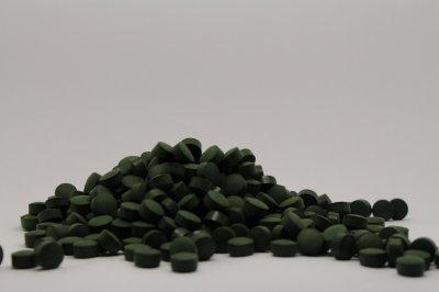 2x 500g Premium Chlorella = 4000Tbl. 100% rein - ohne Zusätze
