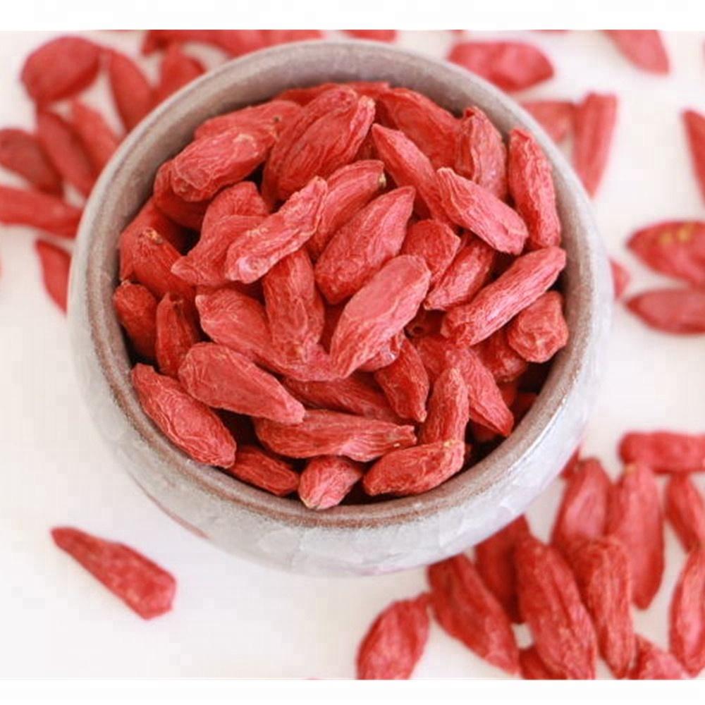 Goji Beeren 1Kg - ganze Früchte, getrocknet 100% rein